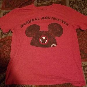 Original mouseketeer Disney shirt